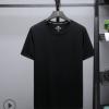2020夏季加肥加大码男士冰丝空调T恤男短袖宽松港风新款潮流半袖