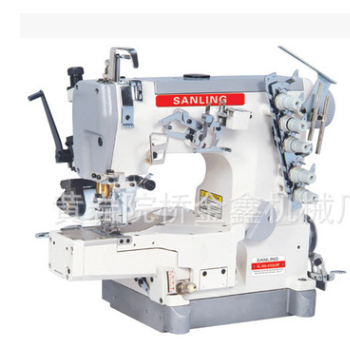 工用缝纫机 缝纫机设备SL600-01CB/RP后拖轮绷缝机
