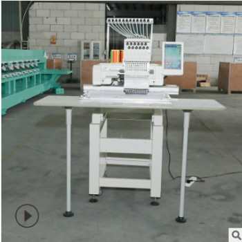 JINYU/金誉绣机 成衣缝纫机商用单头帽绣平绣机缝纫机 电脑绣花机