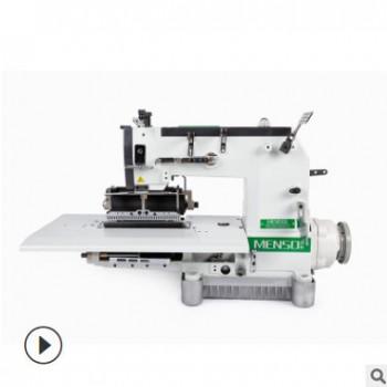 厂家直销银箭款VC008-33针直驱 无底线橡筋机 多筋机 工业缝纫机