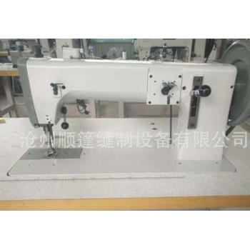 GA243三同步厚料平板缝纫机皮革帆布纫机密度板沙发装饰线缝纫机