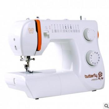 缝纫机蝴蝶牌JH5832A缝纫机家用多功能缝纫机电动批发正品包邮