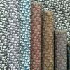 色织提花布箱包鞋材工艺品玩具手袋沙发家居DIY梭织提花面料