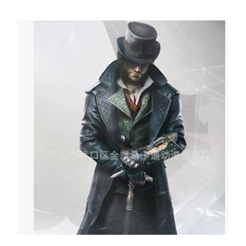 刺客枭雄 刺客大师 雅各布cos服 弗莱爵士的信条 cosplay动漫服装