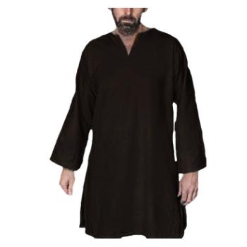2019亚马逊 ebay lazada爆款舞台演出服欧洲男子服装纯色长袖