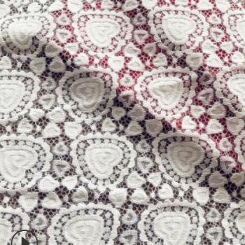 88466婚纱礼服床品窗帘蕾丝面料花边辅料幅宽1.5米