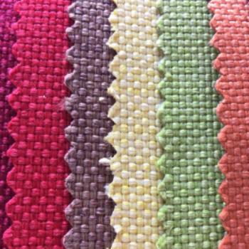 1800D阳离子混纺涤纶面料箱包沙发手袋布料 防水耐用多色现货供应