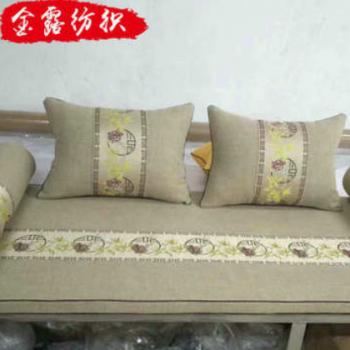 新中式高精密提花丝绸面料 靠垫箱包抱枕织锦缎 桌布台布织锦缎