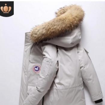 冬季羽男士羽绒服短款加拿大羽绒服户外工装加厚保暖男士冬季外套