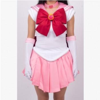 美少女战士 小小兔第一部战斗服 cosplay动漫服装 成人儿童演出服