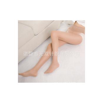 比基尼按摩底防臭天鹅绒加档舒适性感防走光女士春秋款白搭连裤袜