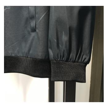 浪淘男装2020厂家直销新款青年男士外套秋季都市休闲立领夹克男