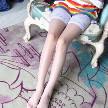 长筒丝袜硅胶女加宽蕾丝超薄8d性感防滑大腿高筒袜2132过膝