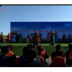 阿旗蒙古族服装协会的表演 (169播放)