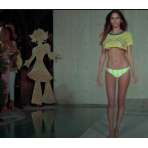 时尚:服装品牌wildfox 时装展服装秀 (158播放)