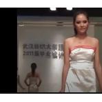 武汉纺织大学服设072班服装秀 (149播放)