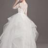 婚纱2020新款女新娘结婚齐地轻婚纱森系出门纱超仙大码孕妇礼服冬
