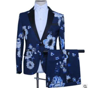 厂家货源 量大价优 来样定制 男士礼服 套装 商务休闲