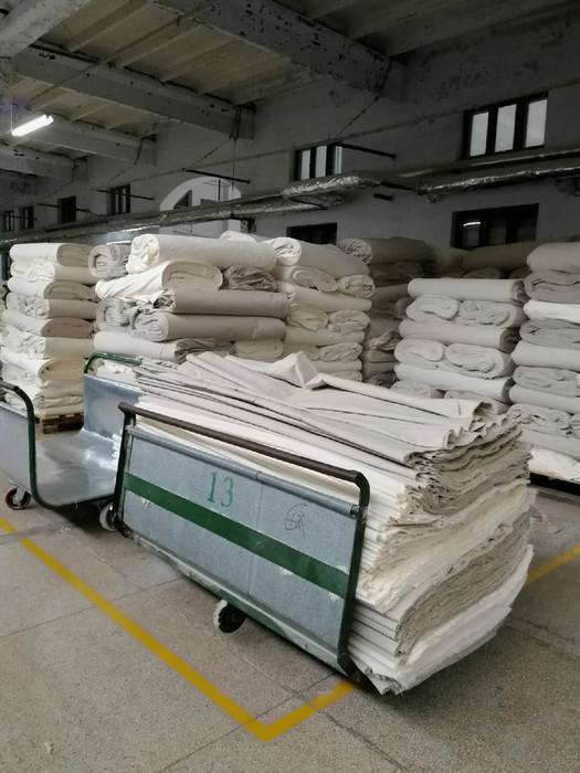 绿洲 有机棉坯布