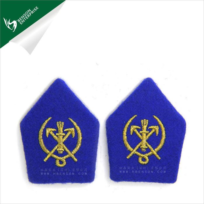 班森服装辅料厂直销 臂章 肩章 品质保证 价格实惠 欢迎前来定制