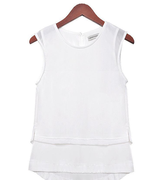 欧美2015夏季新款欧美女装显瘦棉麻雪纺衫 印花热短裤套装A