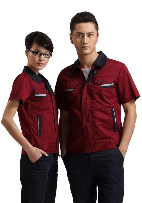 宁波华语  工作服