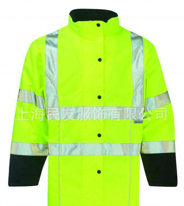 定做反光工作服,反光棉衣棉袄,反光棉夹克