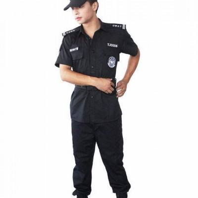 保安服 99特勤夏季套装 郑州夏季保安服套装 保安制服河南 物业安保工作服