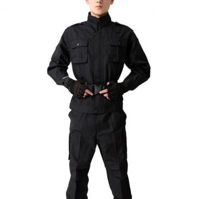 保安作训服套装 物业安保制服 训练服巡逻执勤服工作服套装保安
