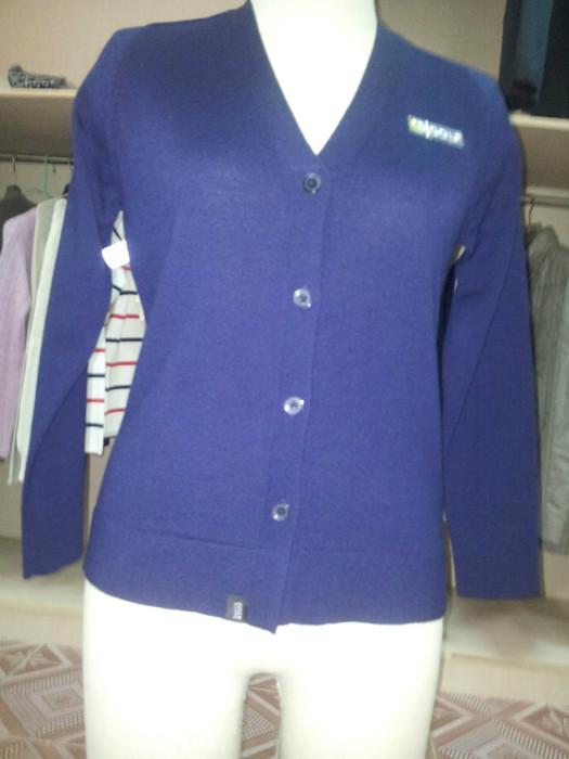 供应2014CY001羊毛衫制服工作服订做批发