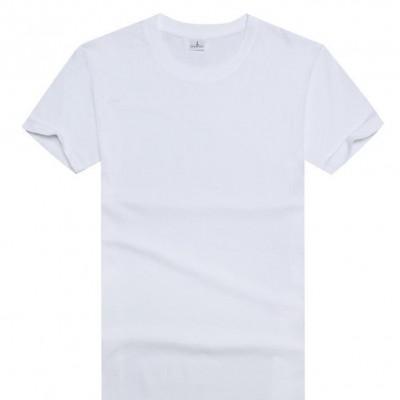直销 精梳棉文化衫T恤 文化衫广告衫定做短袖工作服衣服定制