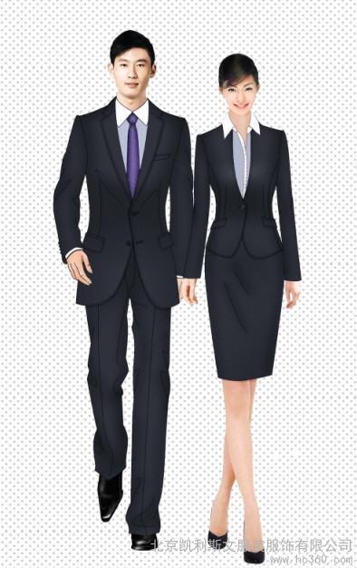 供应凯利斯文量体定制男女职业套装、衬衫、工作服