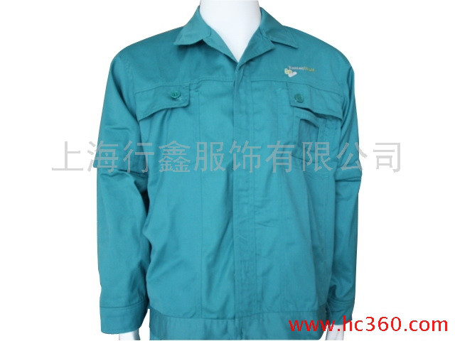 供应供应工作服订做 防静电工作服订做 工厂工作服订做 上海工作服厂家