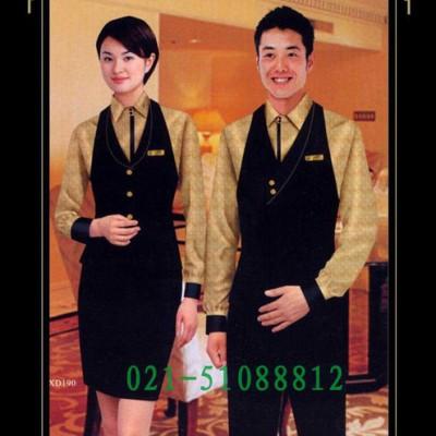 供应酒店餐饮服装,上海酒店服务员工作服
