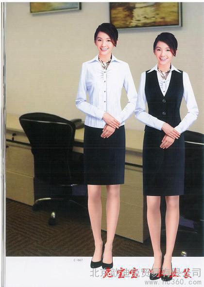 供应北京工作服定做 职业装定做 酒店工作服 西服定做 北京工