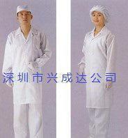 大量防静电大褂,防静电大褂衣条纹,防静电工作服网格