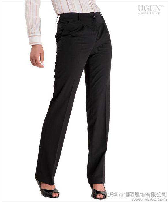 供应HXW010时尚职业装,女商务套装工作服
