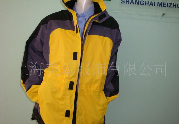 上海工作服制服 厂服 休闲风衣棉袄XXJK-026