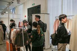 不能聚众,买手减少情况下,上海服装展会仍努力营业