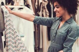 英语基础表达国外买衣服