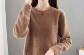 """今年流行一女装,叫""""德芙""""毛衣,高级百搭又气质,你心动了吗"""