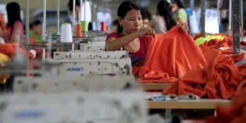 """中国纺织服装业如何借RCEP迅速融入""""双循环""""?"""